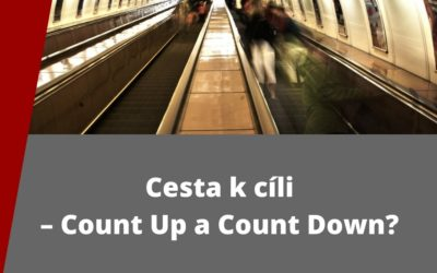 Cesta k cíli – Count Up a Count Down?