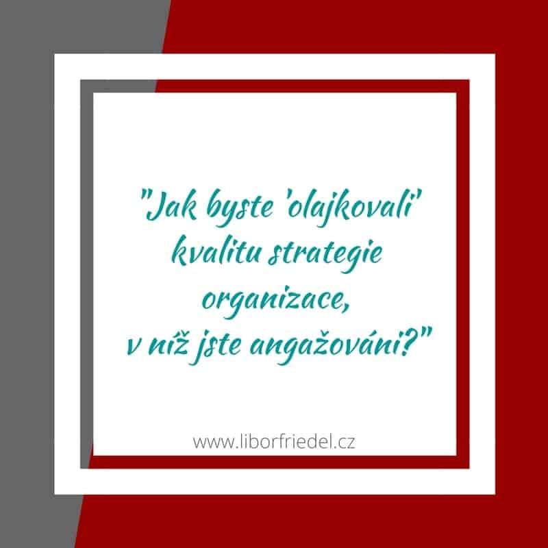 Citát s textem k článku o kvalitě strategie
