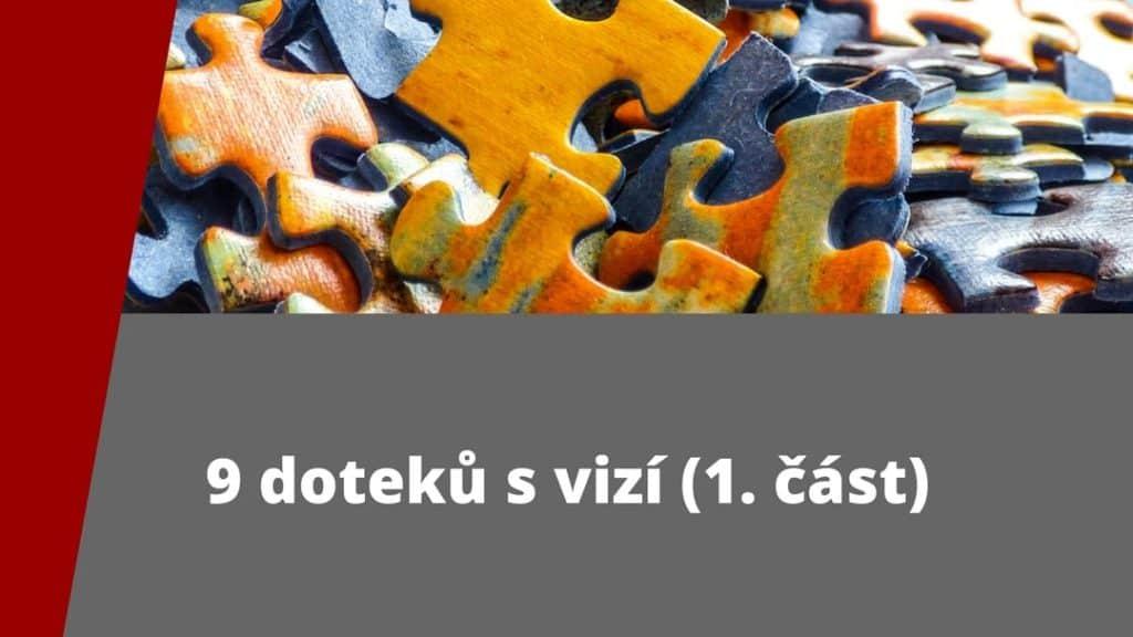 Vision board je nástěnka, která se skládá jako puzzle