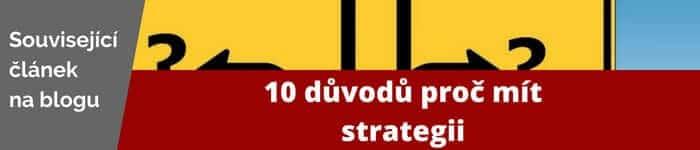 10 důvodů pro strategii