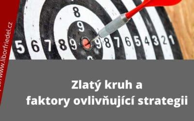 Zlatý kruh a faktory ovlivňující strategii