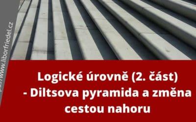 Logické úrovně 2 – Diltsova pyramida cestou nahoru