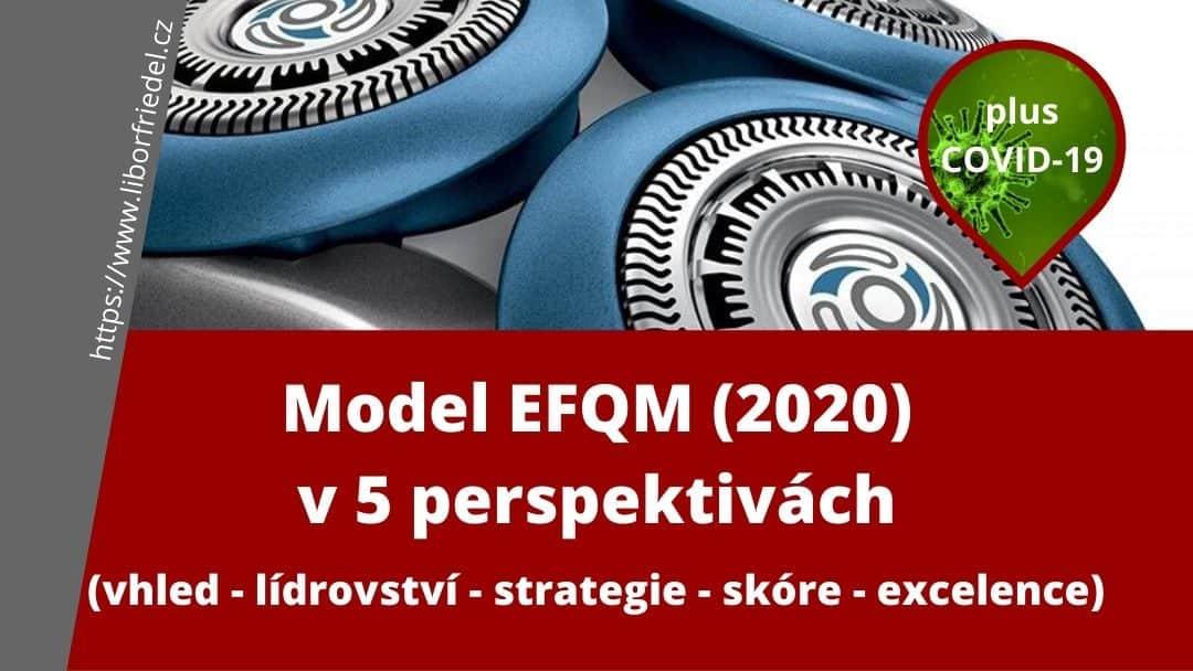 Model EFQM v 5 perspektivách