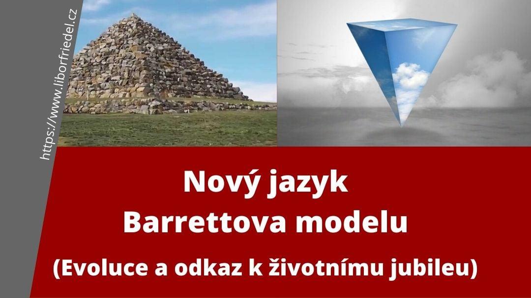 Nový jazyk Barrettova modelu