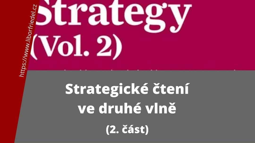 Strategické čtení ve druhé vlně